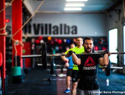 IV edición del campeonato interno CrossFit Villalba