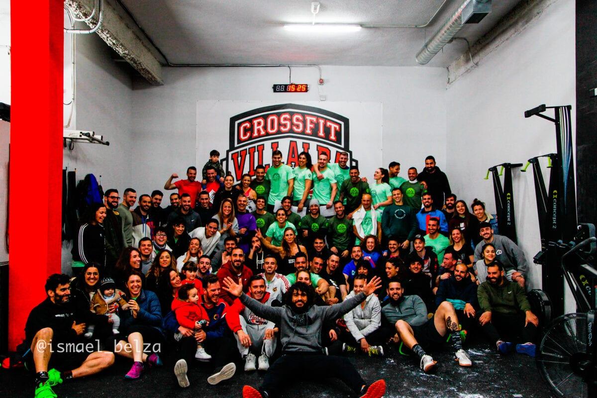 Foto Grupo - CrossFit Villalba
